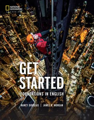 Get Started: Foundations in English - Morgan, James, and Douglas, Nancy