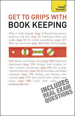 Get to Grips with Book Keeping: Teach Yourself - Piper, A.G.