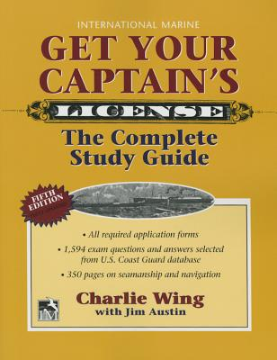Get Your Captain's License, 5th - Wing, Charlie