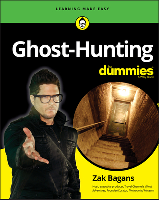 Ghost-Hunting for Dummies - Bagans, Zak