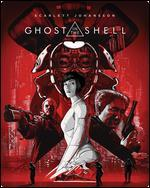 Ghost in the Shell [SteelBook] [Includes Digital Copy] [Blu-ray/DVD] [Only @ Best Buy]