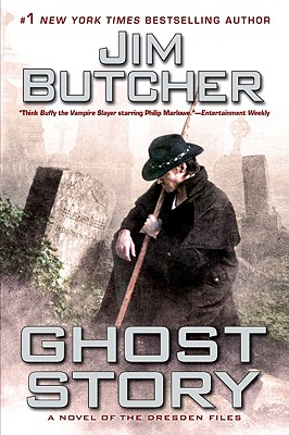 Ghost Story - Butcher, Jim