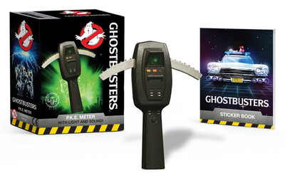 Ghostbusters: P.K.E. Meter - Running Press (Creator)