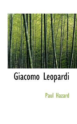 Giacomo Leopardi - Hazard, Paul