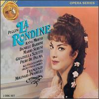 Giacomo Puccini: La Rondine - Francesco Molinari-Pradelli (conductor)
