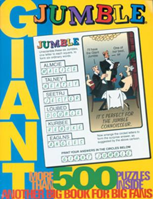 Giant Jumble: Another Big Book for Big Fans - Triumph Books, and Tribune Media Services
