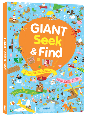 Giant Seek and Find -