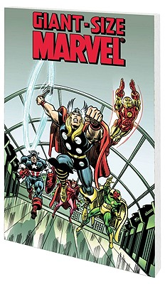 Giant-Size Marvel - Marvel Comics (Text by)