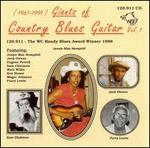 Giants of Country Blues Guitar, Vol. 1