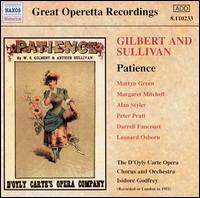 Gilbert & Sullivan: Patience [1951 Recording] - Alan Styler (vocals); Ann Drummond-Grant (vocals); Darrell Fancourt (vocals); Ella Halman (vocals); Leonard Osborn (vocals);...