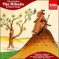Gilbert & Sullivan: The Mikado - Elsie Morison (soprano); Geraint Evans (baritone); Ian Wallace (baritone); Jeannette Sinclair (soprano);...