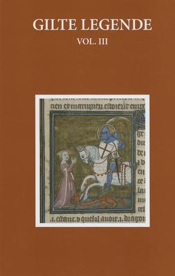 Gilte Legende Vol III - Hamer, Richard (Editor)