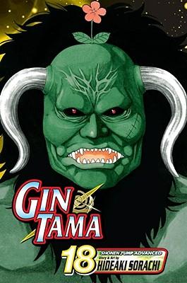 Gin Tama, Volume 18 -