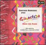 Ginastera: Music for Piano