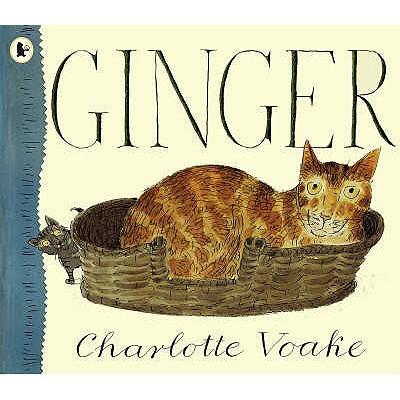 Ginger - Voake, Charlotte
