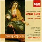Giovanni Battista Pergolesi, Antonio Caldara: Stabat Mater; Vivaldi: Sonata Al S. Sepolcro