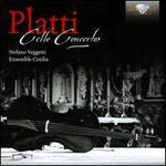 Giovanni Benedetto Platti: Cello Concertos