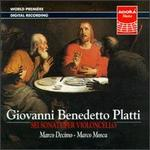 Giovanni Benedetto Platti: Six Sonatas for Cello