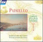 Giovanni Paisiello: Piano Concertos Nos. 1, 5, 7, 8
