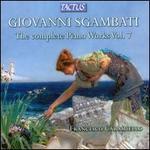 Giovanni Sgambati: The Complete Piano Works, Vol. 7