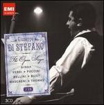 Giuseppe di Stefano Sings Verdi, Puccini, Bellini, Bizet, Mascagni, Thomas