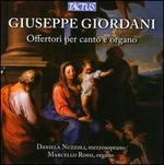 Giuseppe Giordani: Offertori per canto e organo