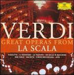 Giuseppe Verdi: Great Operas from La Scala