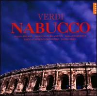 Giuseppe Verdi: Nabucco - Carlo Striuli (bass); Elena Zaremba (mezzo-soprano); Fabio Armiliato (tenor); Ferruccio Furlanetto (bass);...