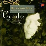 Giuseppe Verdi: Overtures and Preludes