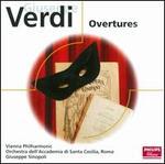 Giuseppe Verdi: Overtures