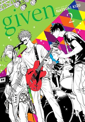 Given, Vol. 2, 2 - Kizu, Natsuki