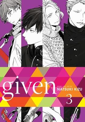 Given, Vol. 3, 3 - Kizu, Natsuki