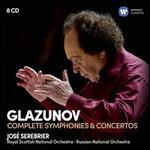 Glazunov: Complete Symphonies & Concertos