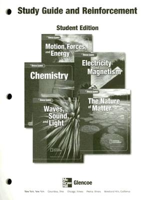 glencoe science study guide and reinforcement motion forces and rh alibris com study guide and reinforcement answer key for glencoe earth science Study Guide Template
