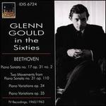 Glenn Gould in the Sixties: Beethoven