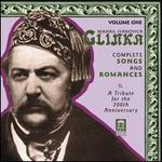 Glinka: Complete Songs and Romances, Vol. 1