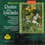 Glinka: Ruslan and Lyudmila - Alexei Maslennikov (vocals); Bela Rudenko (soprano); Boris Morozov (bass); Evgeny Nesterenko (bass); Nina Fomina (soprano);...