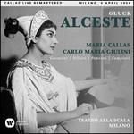 Gluck: Alceste (Milan, 1954)