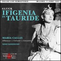 Gluck: Ifigenia in Tauride - Anselmo Colzani (vocals); Costantino Ego (vocals); Dino Dondi (vocals); Edith Martelli (vocals); Eva Perotti (vocals);...