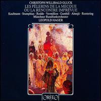 Gluck: Les Pèlerins de la Macque ou la Recontre Imprévue - Anne-Marie Rodde (soprano); Annegeer Stumphius (soprano); Claes-Håkan Ahnsjo (tenor); Iris Vermillion (mezzo-soprano);...