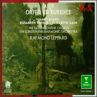 Gluck: Orfeo ed Euridice - David Nolan (violin); Elisabeth Speiser (soprano); Elizabeth Gale (soprano); Janet Baker (mezzo-soprano);...