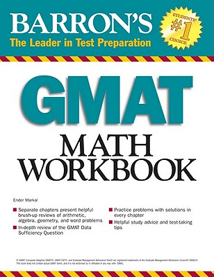 GMAT Math Workbook - Markal, Ender