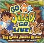 Go, Diego, Go Live!: The Great Jaguar Rescue