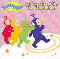 Go! Exercise with the Teletubbies [Read-Along] - The Teletubbies