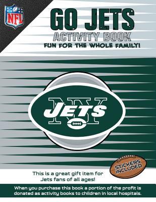 Go Jets Activity Book - Hall, Darla