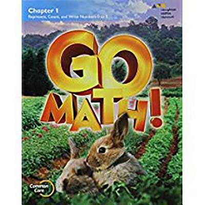 Go Math!: Multi-Volume Student Edition Bundle Grade K 2015 - Houghton Mifflin Harcourt (Prepared for publication by)