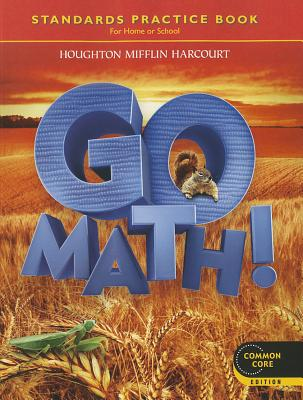 Go Math!: Student Practice Book Grade 2 - Houghton Mifflin Harcourt (Prepared for publication by)