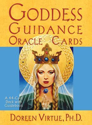 Goddess Guidance Oracle Cards - Virtue, Doreen, Ph.D., M.A., B.A.