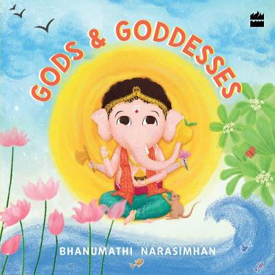 Gods and Goddesses - Narasimhan, Bhanumathi