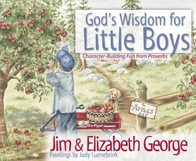 God's Wisdom for Little Boys: Character-Building Fun from Proverbs - George, Jim, and George, Elizabeth, and Luenebrink, Judy (Illustrator)